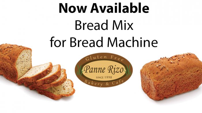 Now Avaialbe Bread Mix of Bread Machine Website