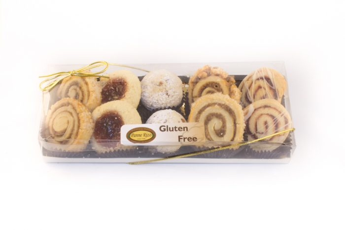 deluxe assorted gluten free cookies