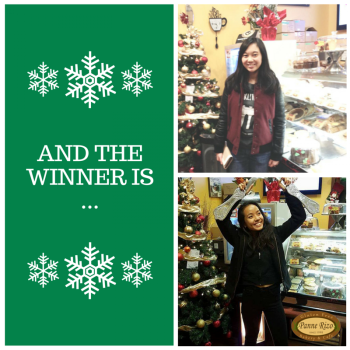 Holiday Contest Winners